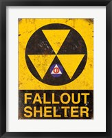 Framed Fallout 1