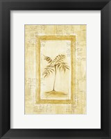 Palm 1 Framed Print