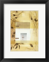 Golden Times II Framed Print
