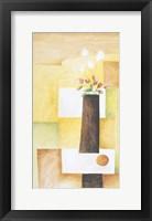 Floral Arrangement 3 Framed Print