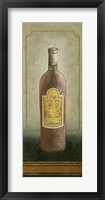 White Wine 2 Framed Print