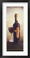 Red Wine 1 Framed Print