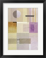 Lavender Essence I Framed Print