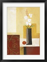 Floral Arrangement 1 Framed Print