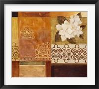 Framed Gardenia 1