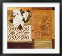 Framed Gardenia 2
