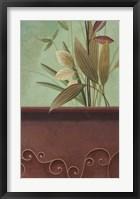 Foliage I Framed Print