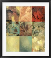 Patchwork 1 Framed Print