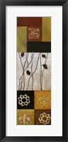Fleur de Lis I Framed Print