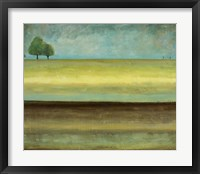 Horizon I Framed Print