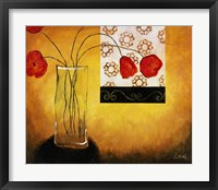 Red Poppies I Framed Print