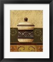 Jar I Framed Print