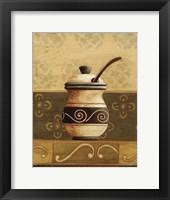 Jar II Framed Print
