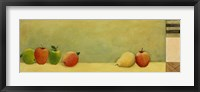 Apples and Pears II Framed Print