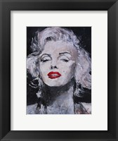 Framed M Monroe Photo 17