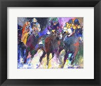 Framed California Chrome