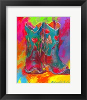 Framed Boots