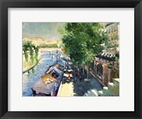 Paris 2 Framed Print