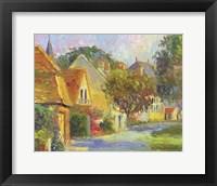 France I Framed Print