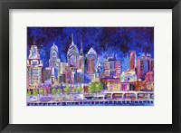 Framed Philadelphia