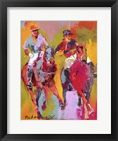 Polo 1 Framed Print