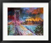 San Fran Framed Print