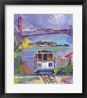 Framed San Francisco 2