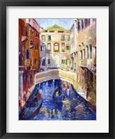 Framed Venice