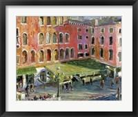 Italy 1 Framed Print