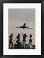 Framed Takeoff