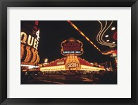 Framed Vegas Lights
