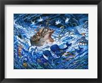 Framed Noah's Voyage