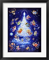Framed Star Tree - Rectangle