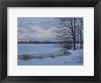 Framed Winter Whisper
