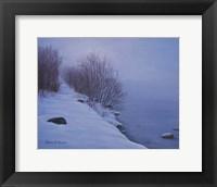 Framed Winter Mist