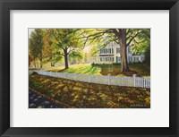 Framed Northfield Homestead