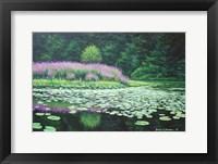 Framed Stratford Marsh