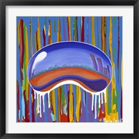 Framed Dripping Bean