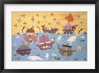 Framed Noah's Ark I