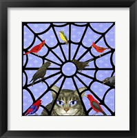 Framed Birdcalls 33