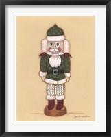 Nutcracker VII Framed Print
