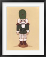 Nutcracker III Framed Print