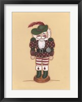 Nutcracker V Framed Print