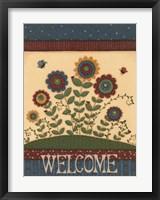 American Home I Framed Print