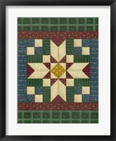 Quilt Square 1 Framed Print