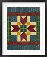 Quilt Square 2 Framed Print