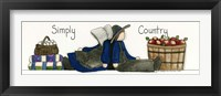 Framed Simply Country