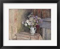 Framed Flowers in a Vase
