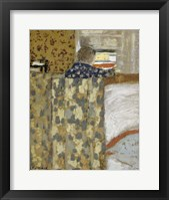 Framed Linen Closet, c. 1893