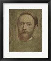 Framed Self-portrait, 1889
